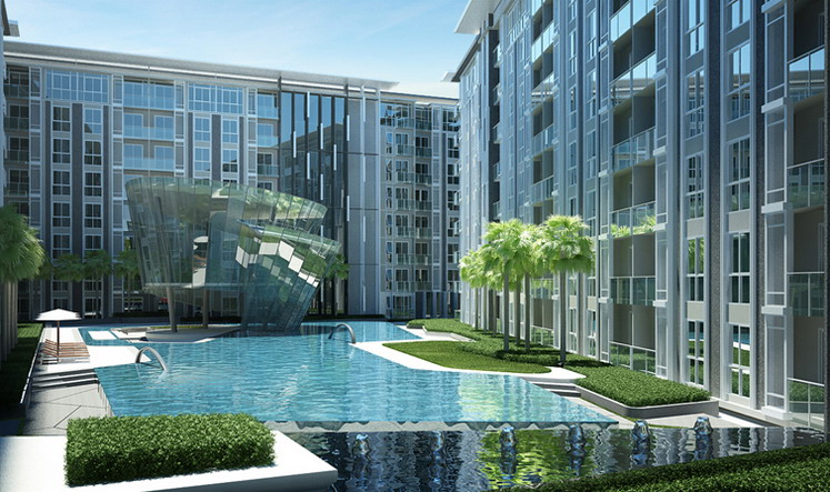 Property thailand pattaya Central Pattaya New Condo for Sale