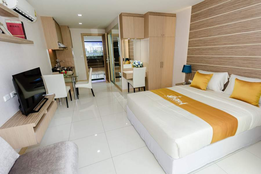 Property thailand pattaya New Development Condo for Sale in Na Jomtien