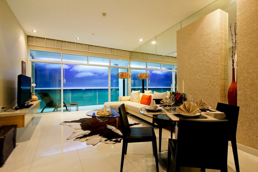 feature thailand property in pattaya New Condominium 1 Bedroom for Sale in Na Jomtien