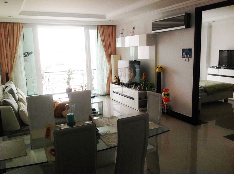 Large 1 Bedroom Condo in City for Sale and Rent