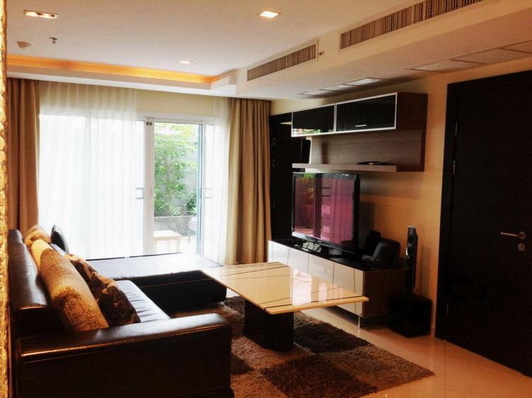 Luxury 2 Bedrooms Condominium for Rent in Center Pattaya