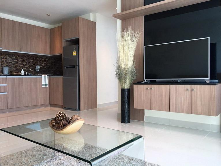 2 Bedrooms Condo for Rent in Na Jomtien Beach