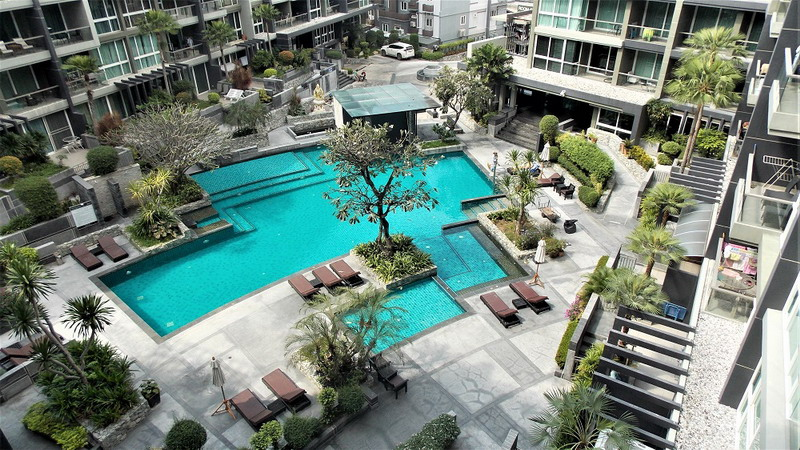 SALE RENT Modern New 2 BED Condo in Central Pattaya