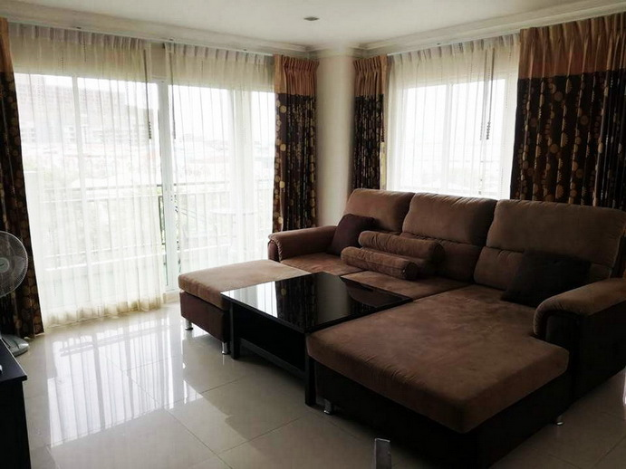 2 Bedrooms 95 sq.m Condo in Downtown Pattaya for Sale and Rent