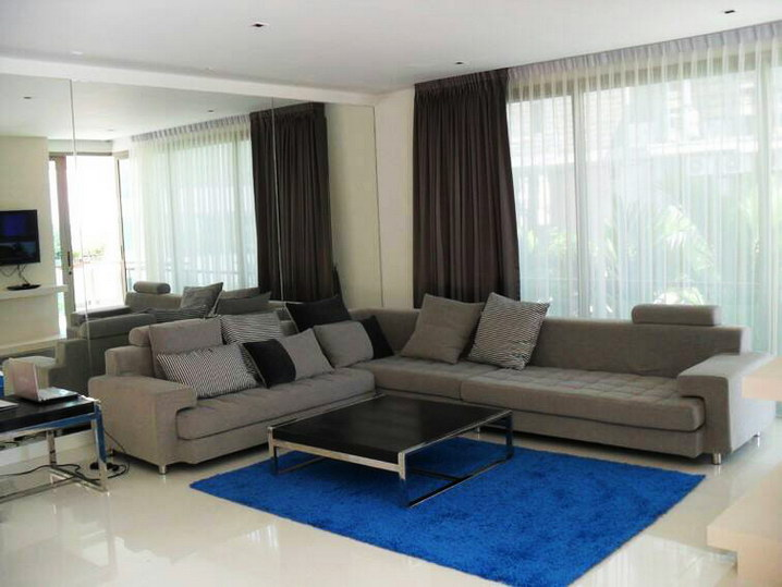 3 Bedrooms Beachfront Condominium for Sale Rent in Naklua Wong Amat Beach