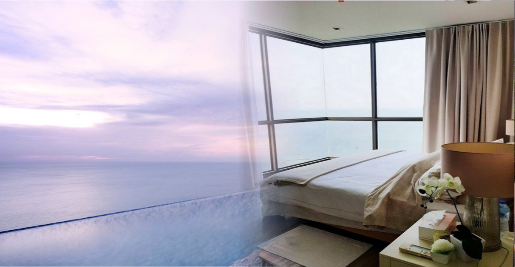3 Bedrooms Condo for Rent in Wong Amat Beach, Pattaya