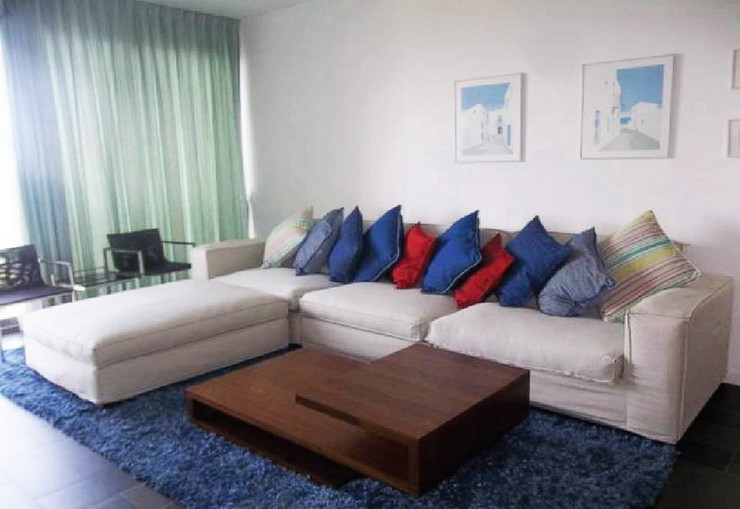 2 Bedrooms Condo for Rent in Wongamat Beach Pattaya