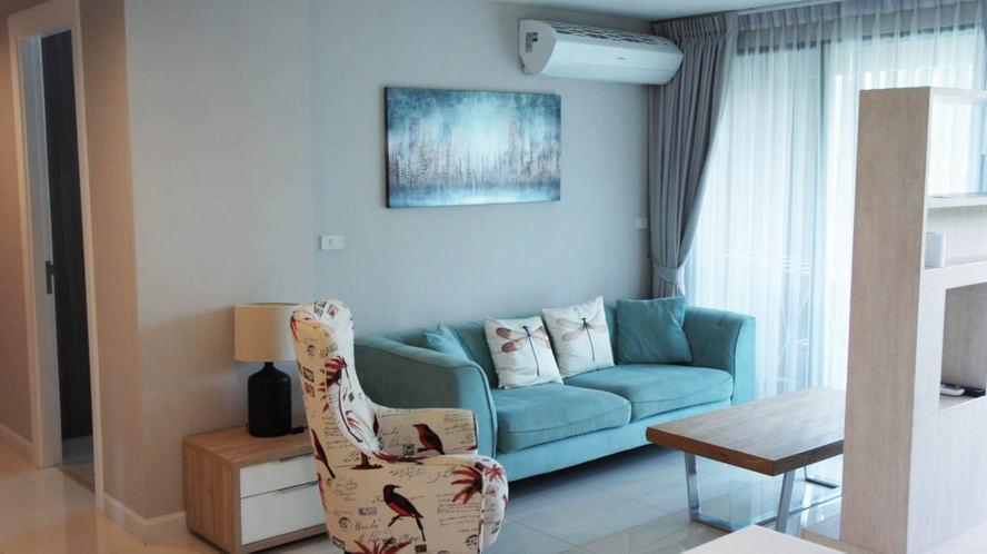 20K Condo For Rent 2 Bedsroom in Na Jomtien, Bang Saray
