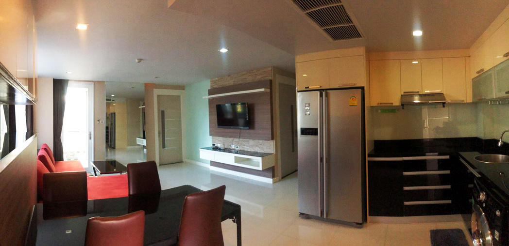 3 Bedroom Condo for Rent in Central Pattaya