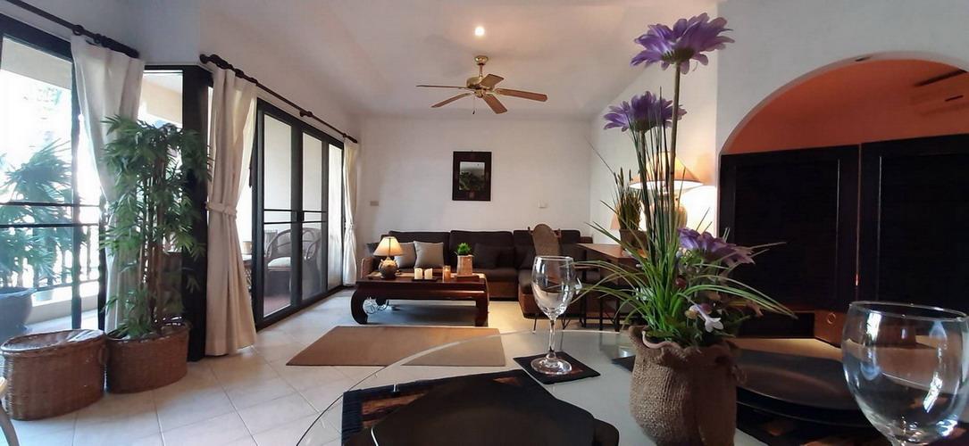 Thai Bali Style Condo for Rent in Jomtien, Pattaya