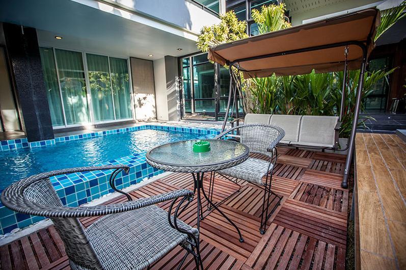 Pool Villa for Rent in Jomtien