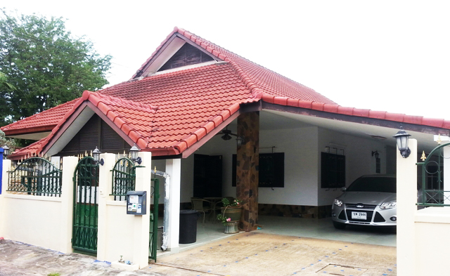 Detached House for Sale and Rent in Pattaya