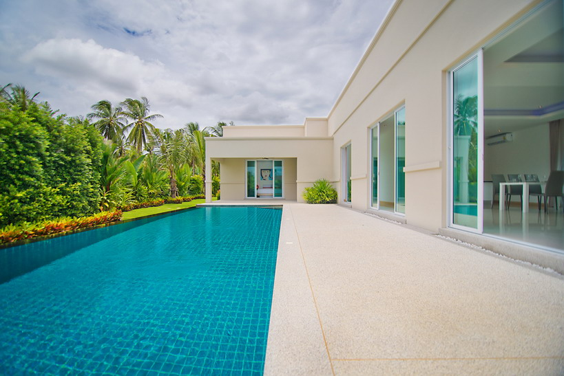 The Vineyard Phase 3   Luxury Homes for Rent, Pattaya Thailand