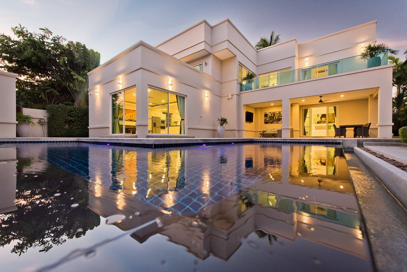 5 Beds Luxury Homes for Rent in Pattaya, Thailand