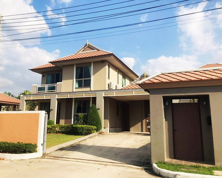 Pool Villa for Sale and Rent Pong, East Pattaya
